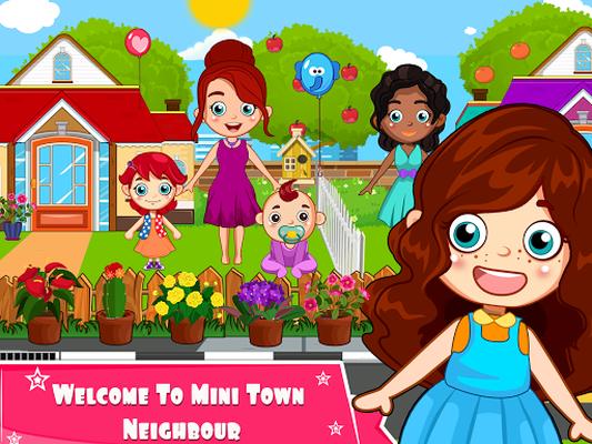 Image 12 of Mini Town: Neighborhood