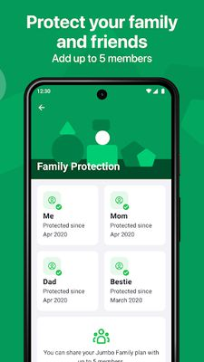 Image 2 of Jumbo: Privacy + Security