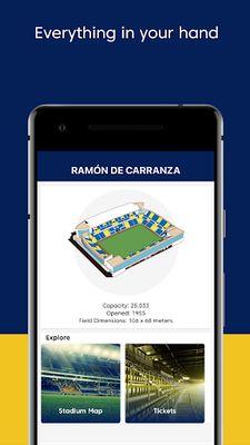 Image 1 of Cádiz CF - Official App