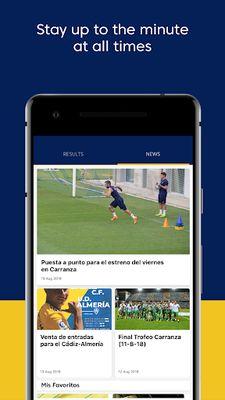 Image of Cádiz CF - Official App
