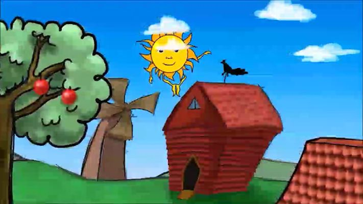 Image 3 of Free children's songs and videos of the farm.