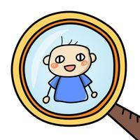Ikon Find Out – Temukan Objek Tersembunyi