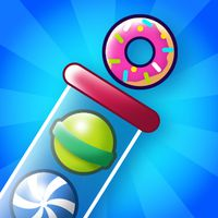 Bubble Sort Color Puzzle Game icon