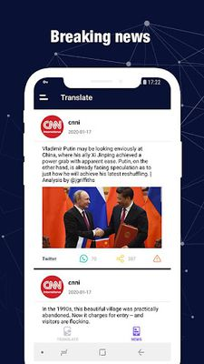 Image 1 of Chao Translate - voice and picture translator