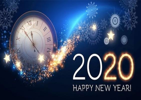 Image 5 of Happy New Year 2020 Images Gif