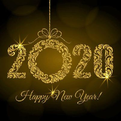 Image 3 of Happy New Year 2020 Images Gif