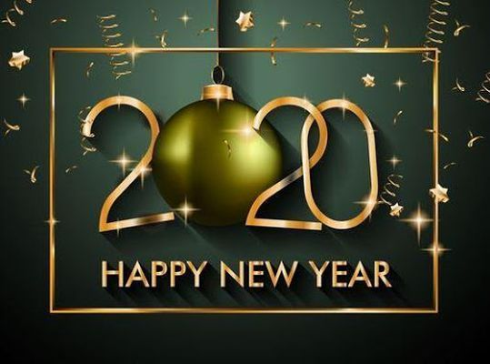 Image 2 of Happy New Year 2020 Images Gif