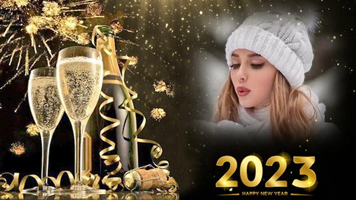 Image 23 of New Year Photo Frame 2020
