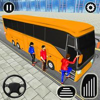 Ikon City Passenger Coach Bus Simulator: Bus Driving 3D