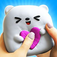 Squishy Magic: 3D Art Coloring & DIY Toys Maker icon