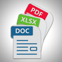 Visor de todos documentos: Office suite Doc Reader