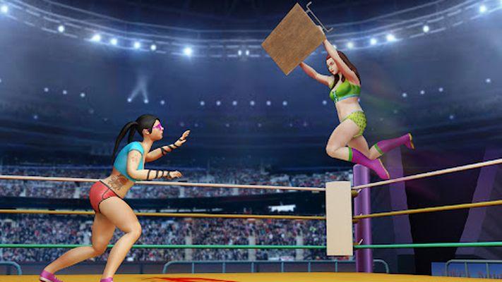 Image 6 of Women Lucha Libre Rumble: Backyard Fighting