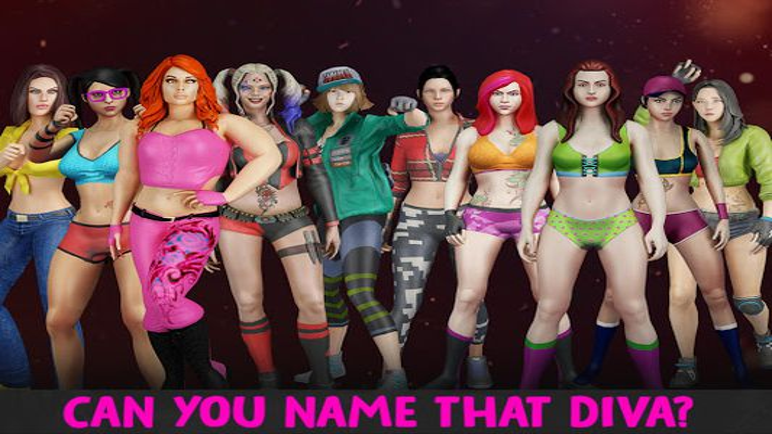 Image 4 of Women Lucha Libre Rumble: Backyard Fighting