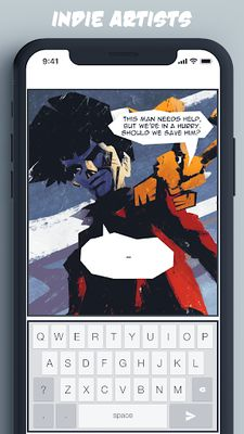 Image 3 of Chatty Comics - Interactive Stories and Text Games