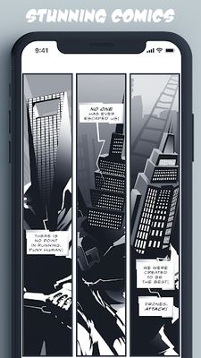 Image 2 of Chatty Comics - Interactive Stories and Text Games