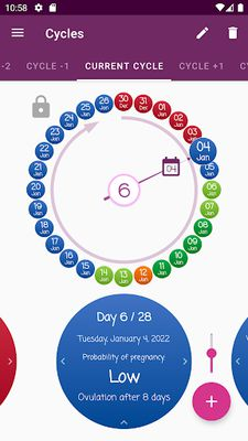 Image 4 of OvTracker - Ovulation and Fertility Tracker