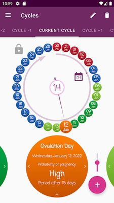 Image 2 of OvTracker - Ovulation and Fertility Tracker