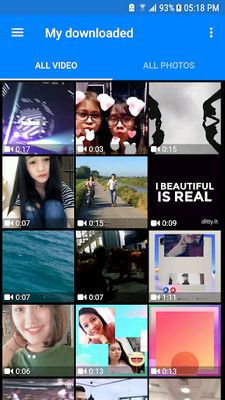 Video from Download Videos and Photos: Facebook & Instagram