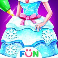 Icono de Ice Princess Comfy Cake -Baking Salon for Girls