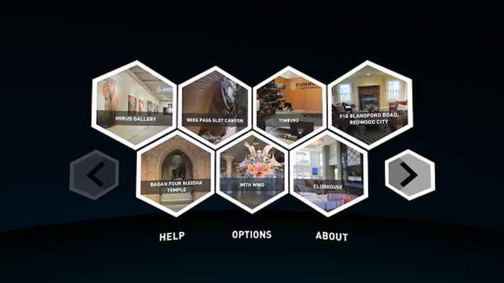 Matterport VR (Cardboard) screenshot apk 4