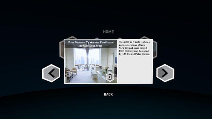 Matterport VR (Cardboard) screenshot apk 0