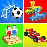 Cubik 2 3 4 Oyunculu Oyunlar Simgesi