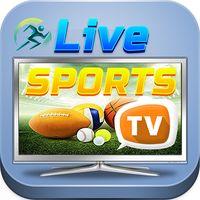 Εικονίδιο του live sports tv streaming