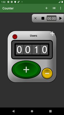 Image 6 of Free Counter with Push Button