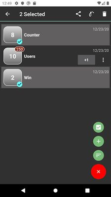 Image 4 of Free Counter with Push Button