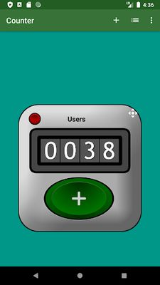 Image of Free Counter with Push Button