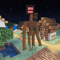 Icono de Maps Siren Head for MCPE
