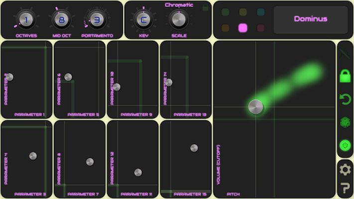 Image 6 of QiBrd: Free virtual analog synthesizer