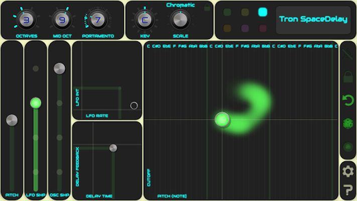 Image 1 of QiBrd: Free virtual analog synthesizer