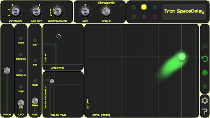 Image 16 of QiBrd: Free virtual analog synthesizer