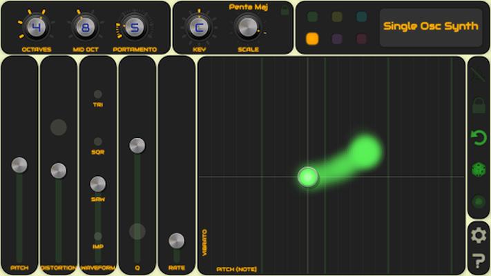 Image 12 of QiBrd: Free virtual analog synthesizer