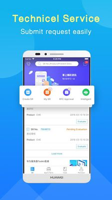 ICare-Huawei Version Image