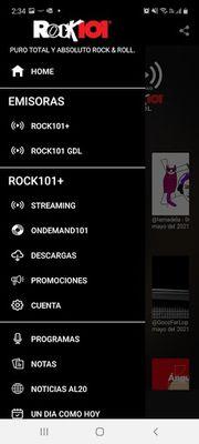 Image 1 of Rock 101 online