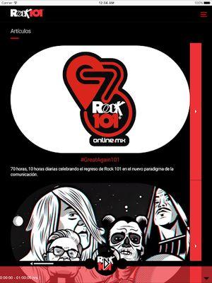 Image 7 of Rock 101 online