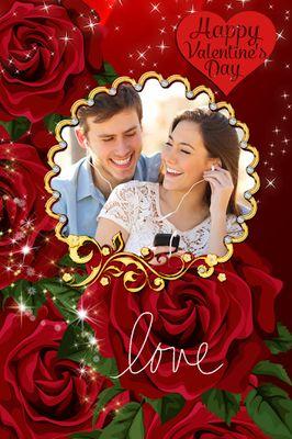 Image 13 of Valentine's Day Photo Frames 2020