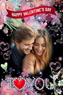 Image 1 of Valentine Photo Frames 2020
