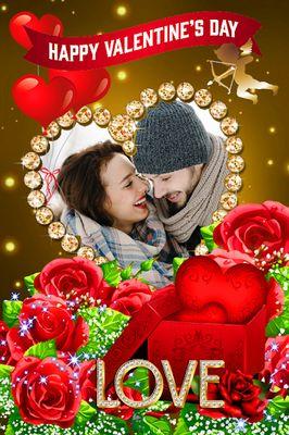 Image 3 of Valentine's Day Photo Frames 2020