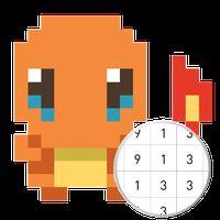 Pokapik Color By Number - Art Pixel Coloring APK Icon