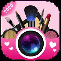 Ícone do Face Makeup Camera - Beauty Makeover Photo Editor
