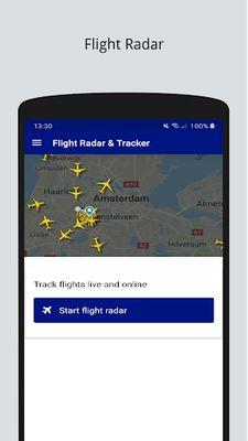 Image from Flight Radar & Tracker