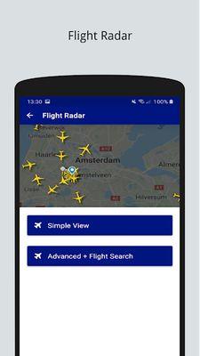 Image 1 of Flight Radar & Tracker
