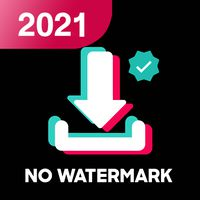 Ícone do Video Downloader for TikTok - No Watermark
