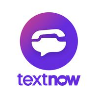 Ícone do TextNow - free text + calls