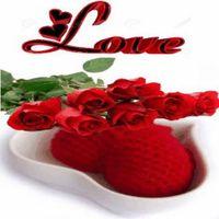 Ícone do apk imagens de flores de amor GIF