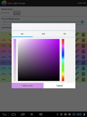 Image 10 of Color Light Changer