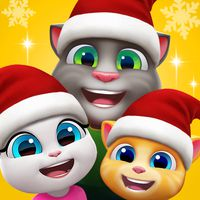 Icône de My Talking Tom Friends